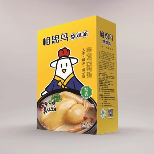 糯香参鸡汤
